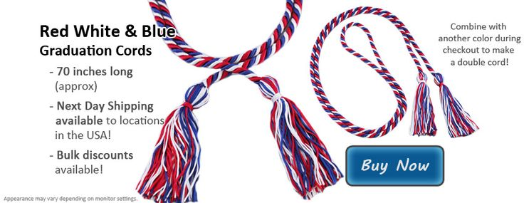 Eagle Scout Graduation Cords Picture