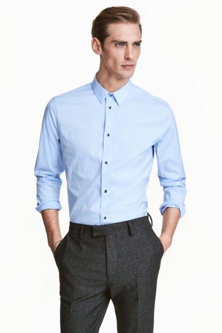 Elastická košile Slim fit