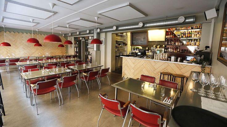 Restauranten Lokk får skryt: Urbant, enkelt men hyggelig.
