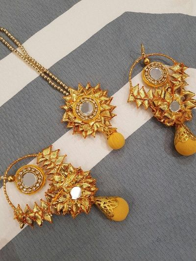 Floral Jewellery/Gota Jewellery - Moments by Riona