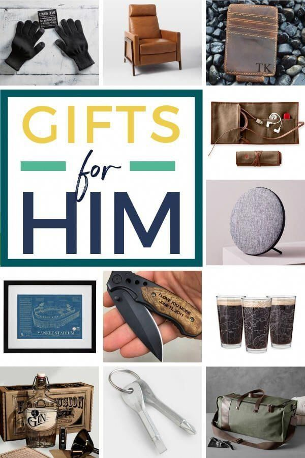 e4b7170f31c41 Are you searching for gift ideas for the men in your life that have  everything  This list of amazing gifts for him will make your Christmas and  birthday ...