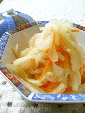 ■白菜の甘酢漬け■ 『辣白菜』