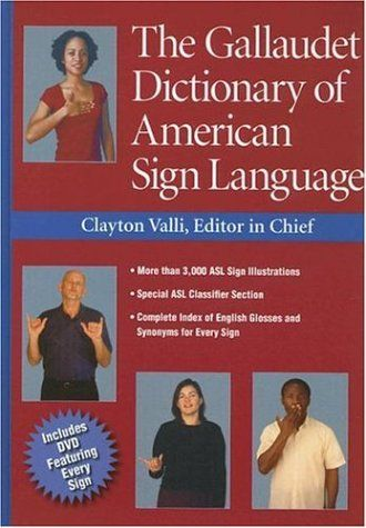 american sign language dictionary pdf