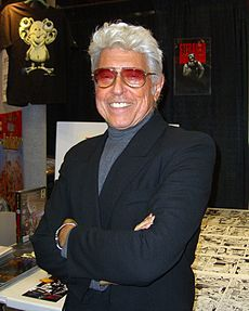 That Time Jim Steranko Smacked The You-Know-What Out Of Bob Kane