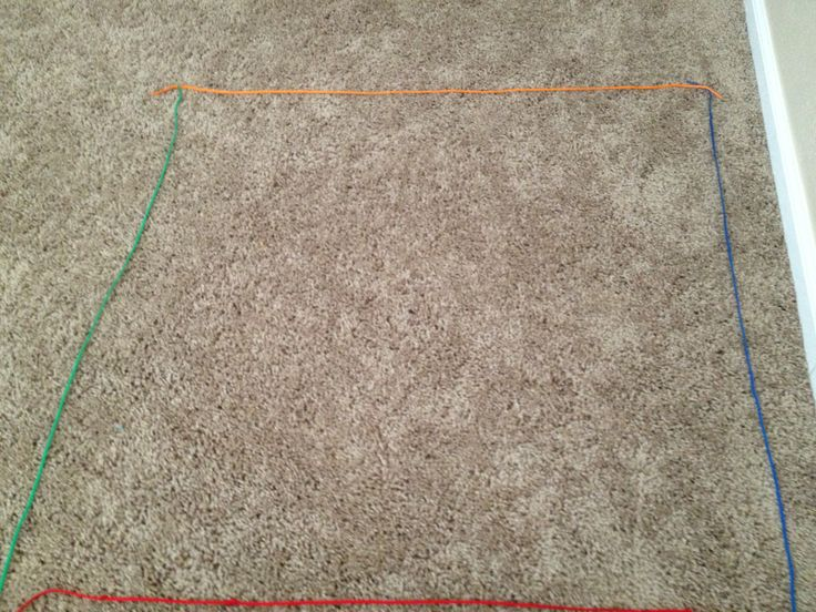 SHAPES: create shapes using colored string - different colors for each side - count the sides.  Discuss square - 4 sides - what else has 4 sides?  (parallelogram, trapezoid, rectangle, diamond).  Repeat for other shapes like pentagon, hexagon, octagon.