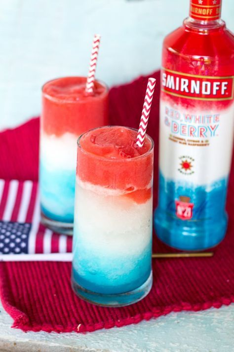 Summer is here which means it's the perfect time to enjoy berries and other fruits. Of course, you could get fresh berries at the farmer's market or you could have some real tasty fun with Smirnoff's Red, White & Berry, featuring the refreshing flavors of cherry, citrus and sweet blue…
