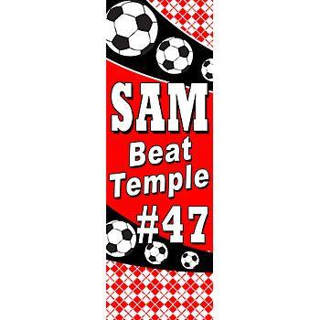 locker decoration soccer magnet idea | Soccer Locker Graphics