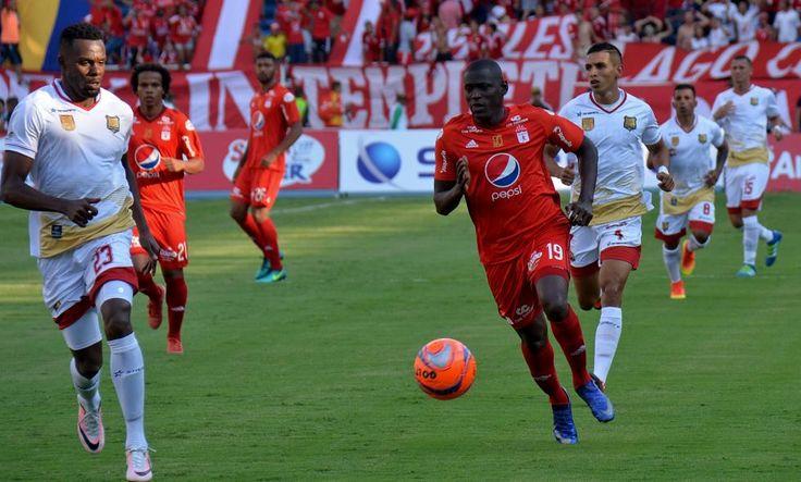 América de Cali perdió 2-0 con el Atlético Huila en Neiva