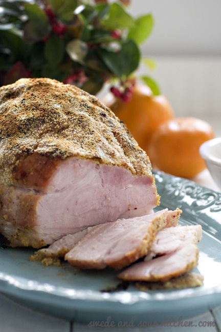 The Swedish Christmas Ham