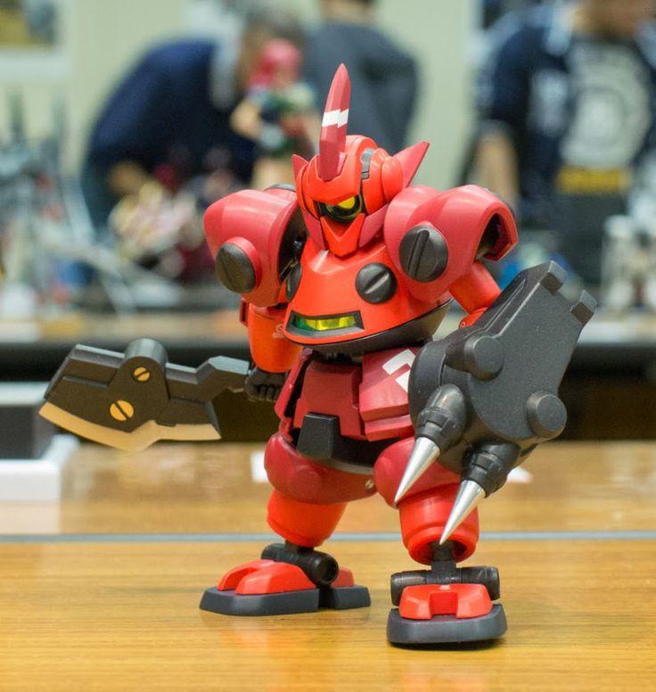 Real Robot Modelers Exhibition 2014 (Koriyama, Japan
