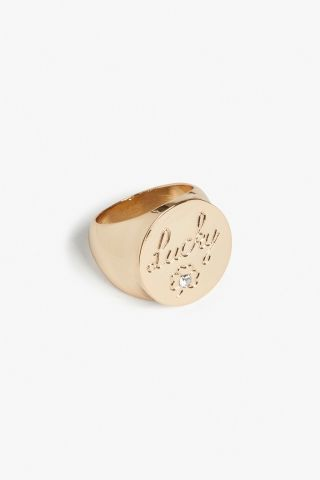 Anneli ring in Gold