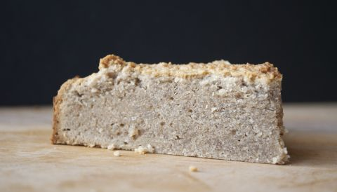 Recette : Gâteau crème de marrons sans gluten et sans lait