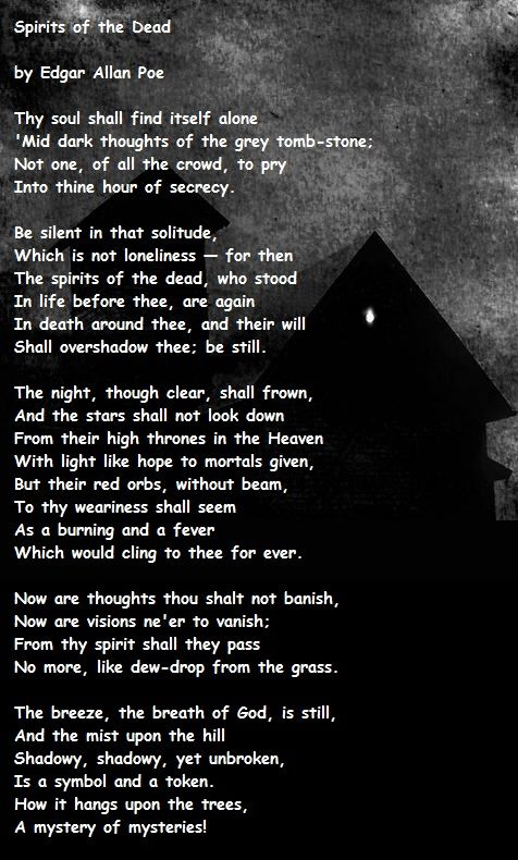25+ best ideas about Gothic poems on Pinterest   Gothic quotes ...