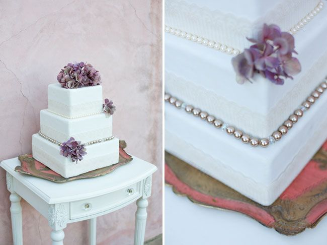 Modern detailing - with high end look with the pearls and crystal. Perfect for 1920s theme - A Great Gatsby Wedding