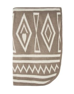 Buckle Aztec Shawl | Woolworths.co.za