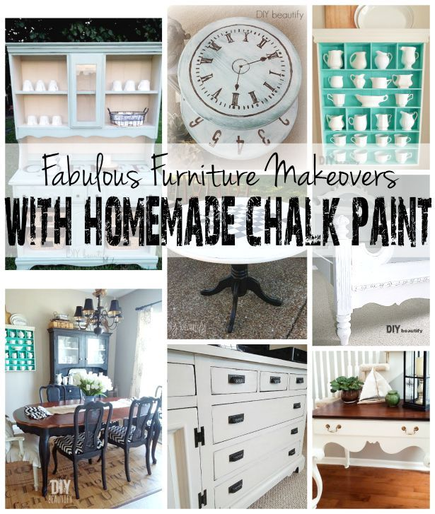 What is chalk paint where to buy brands diy recipes for Diy chalk paint problems