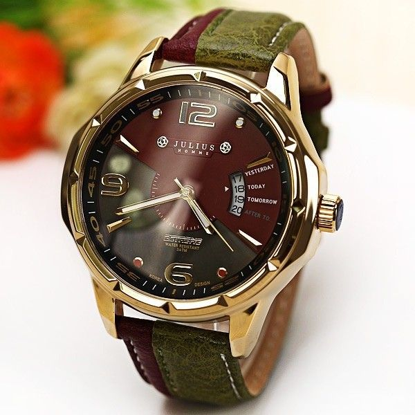 Trendy Top Brand Wooden Watches Big Sale http://timecreatives.com/julius-fashionmens-exclusive-luxury-watch/ //Price: $47.99 & FREE Shipping //     #watches #watchesformen #wristwatch #fashion