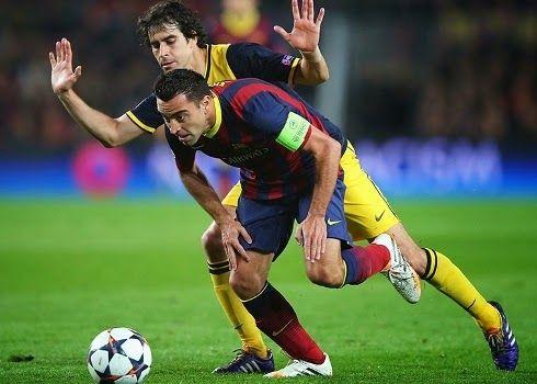 Blog Esportivo do Suiço: Após 16 anos e sem lugar em renovação, Xavi decide sair do Barcelona