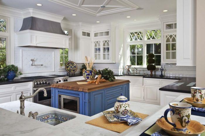 1001 + ideas de decoración de cocina americana