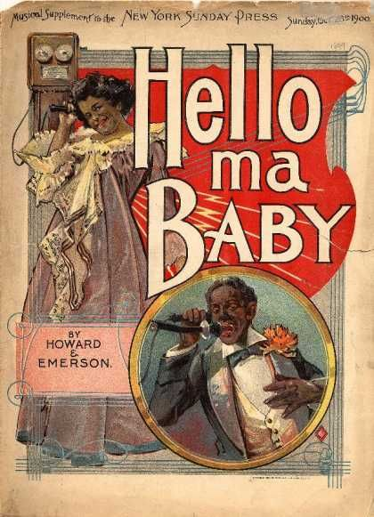 musical supplement to the New York Sunday Press - 1900