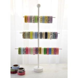 Washi Tape Storage Idea