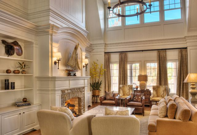 Glamorous vaulted ceiling molding for your home decor for Great home decor