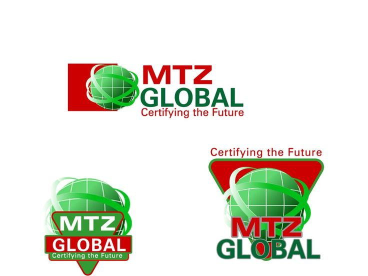 Logo Design for Global Industrial Company by damaky_jr