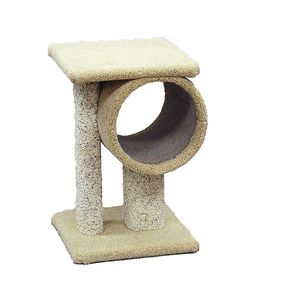 Classy Kitty Tunnel Tower Cat Furniture