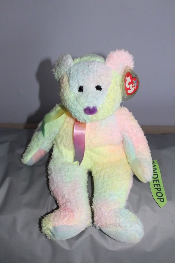 TY Retired Beanie Buddies Collection 13