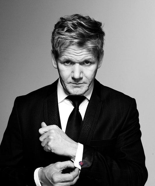 Gordon Ramsay x Chef