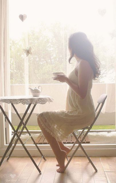 We should all try to take the time to enjoy life. Start every day with a cup of tea.