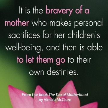 Bravery of a Mother