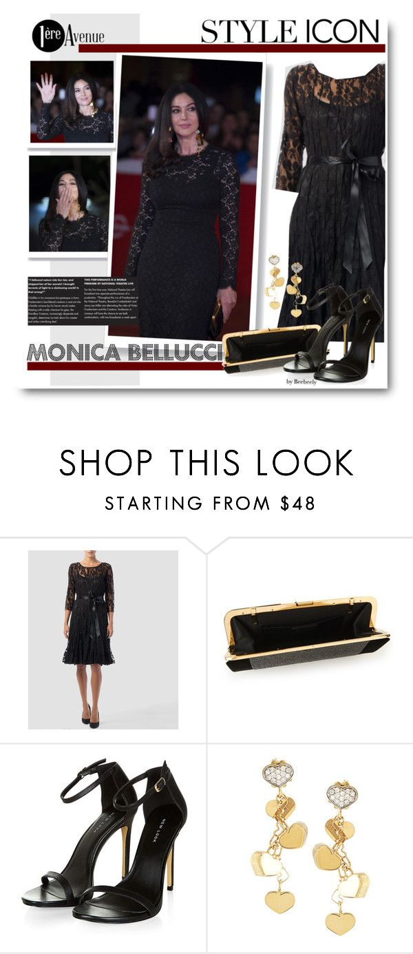 """Style Icon - Monica Bellucci (#celebrity style)"" by beebeely-look ❤ liked on Polyvore featuring Joseph Ribkoff, Balmain, Nanis, country, styleicon, monicabellucci, premiereavenue and JosephRibkoff"