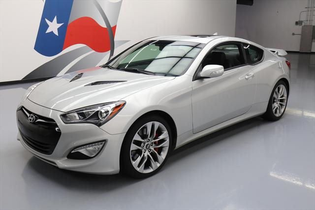 Cool Hyundai 2017: 2013 Hyundai Genesis  2013 HYUNDAI GENESIS 3.8 TRACK COUPE SUNROOF NAV 19K MI #103475 Texas Direct Check more at http://24go.cf/2017/hyundai-2017-2013-hyundai-genesis-2013-hyundai-genesis-3-8-track-coupe-sunroof-nav-19k-mi-103475-texas-direct/