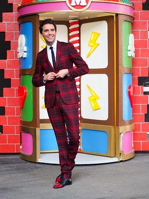 Mika and his magic door
