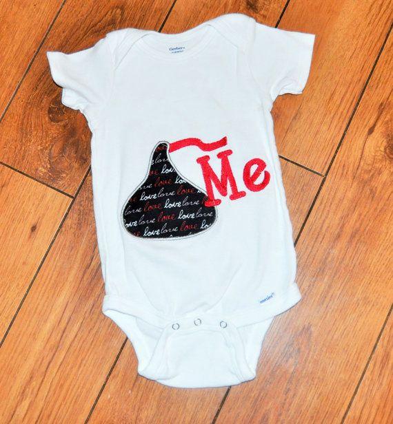 Baby Boy Toddler Valentines Shirt Valentines Onesie By