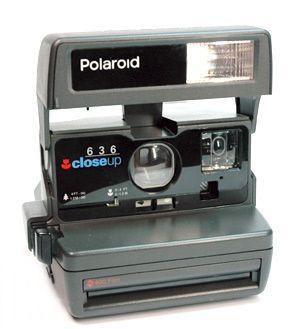 Polaroid CloseUp