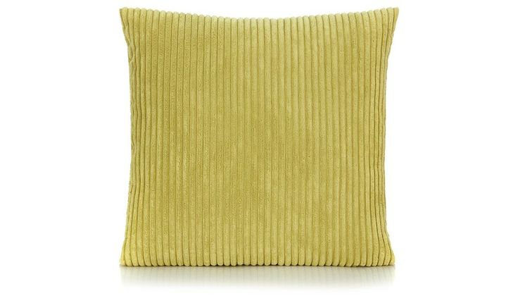 Buy George Home Jumbo Cord Cushion 50x50cm from our Cushions range today from George at ASDA.