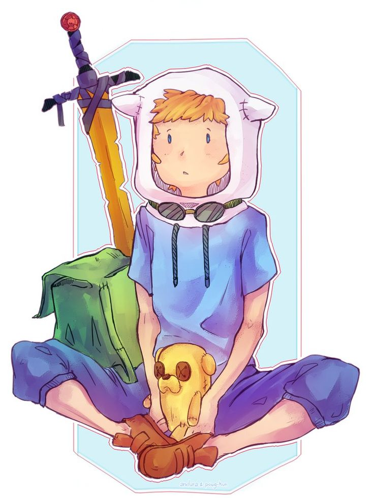 [Collab] Adventure Time: Finn the Human by weirdspaceninja on DeviantArt