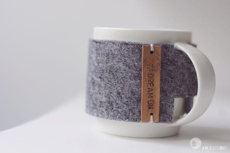 felt cup cover by anitasienudzi