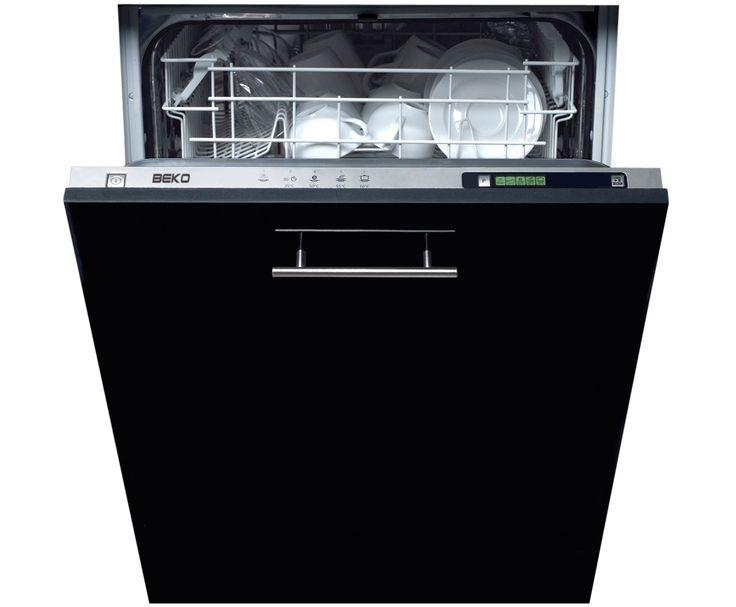 Beko DW603 Built In Fully Integrated Standard Dishwasher - £216