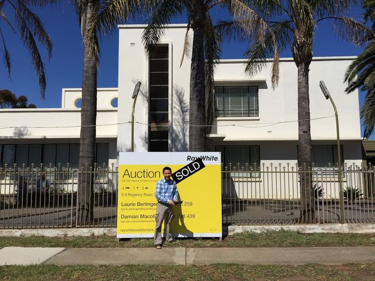 Regency Rd Kilkenny - Sold @ Auction - #raywhite #westtorrens #auction #result #sold #rwwt