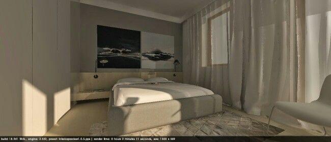 Sypialnia W1