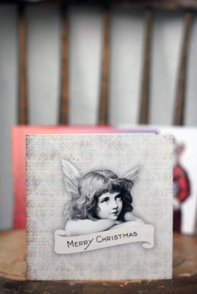 Christmas-cards for Kremmerhuset