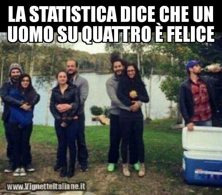 Felicità statistica (www.VignetteItaliane.it)