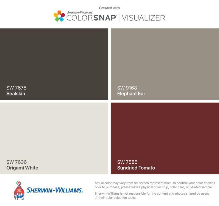 Ich Habe Diese Farben Mit Colorsnap Visualizer Für Iphone