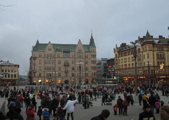 Tampere, Uppsala, Sweden 10th century | Tampere was founded as a market place in 1775 by Gustav III of Sweden.