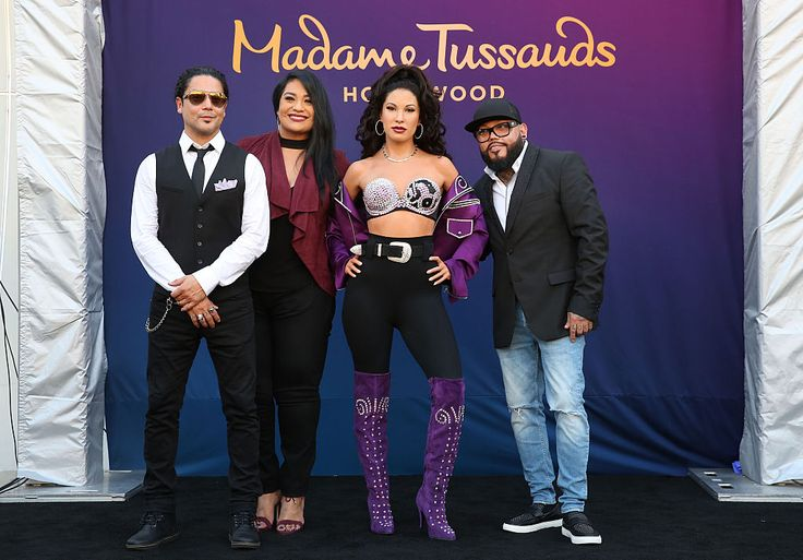 Selena Quintanilla Wax Statue Unveiled in Hollywood | Letty B ...