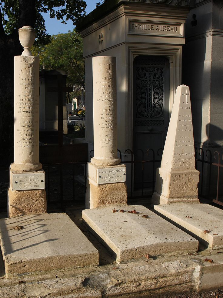 visite des tombes célèbres et mystérieuses au cimetière de Montparnasse. http://visite-guidee-paris.fr