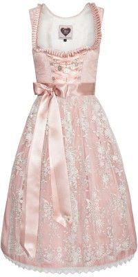 Style Dirndl Damen, AlpenHerz ♥ Dirndl Mdeleine rose Style Dirndl Damen…